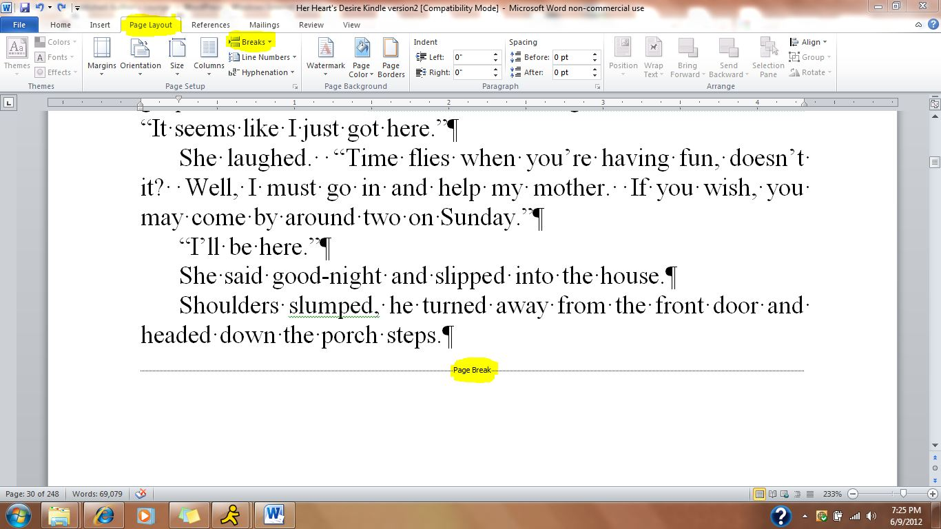 Howtoremoveastoredpasswordinwindows Word 2013 Two Reviewers Formatting  Your Ebook For Kindle Barnes And Noble Or Epub And Download How To Add A