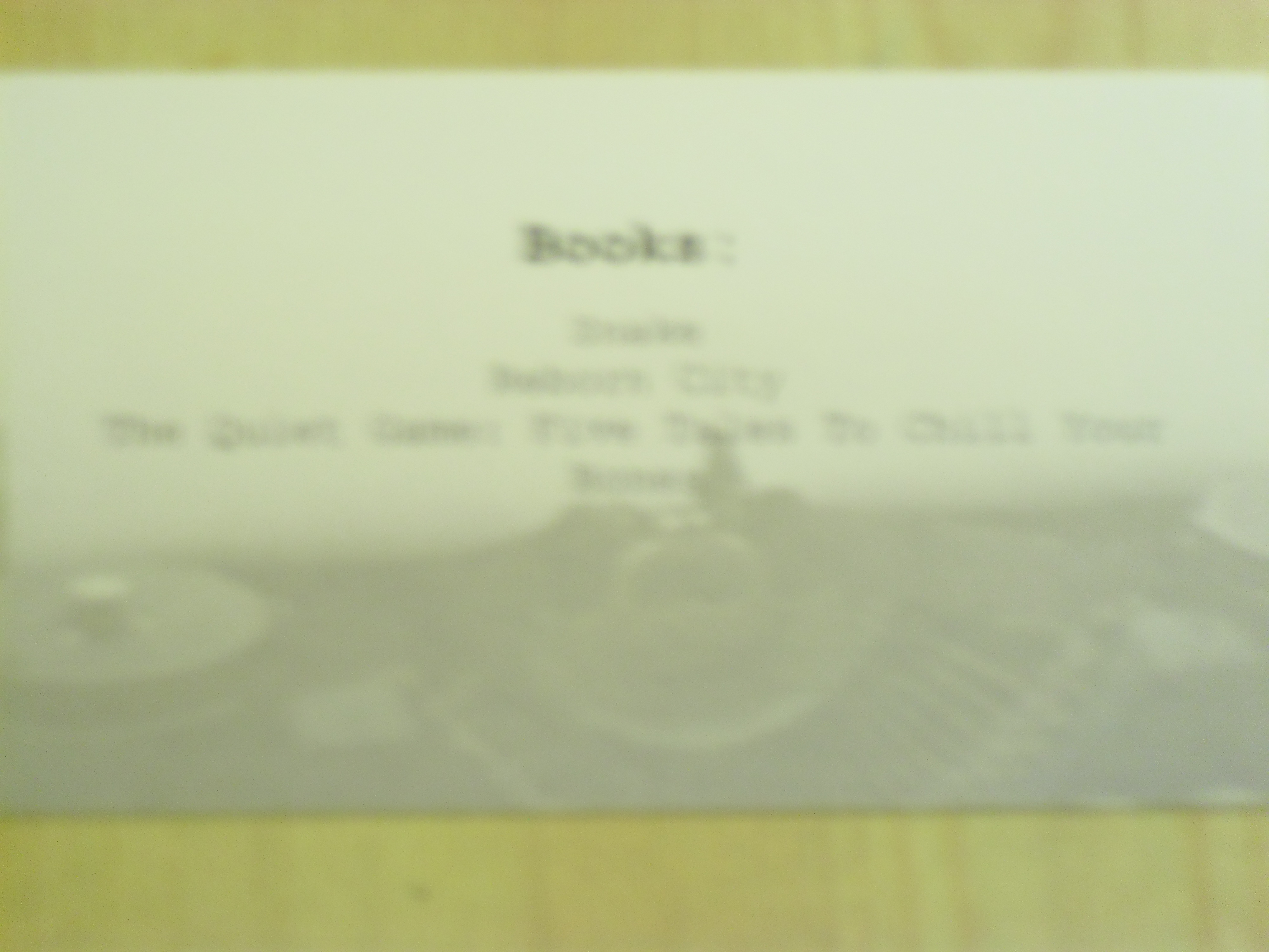 Business Cards and Bookmarks – Self-Published Authors Helping ...
