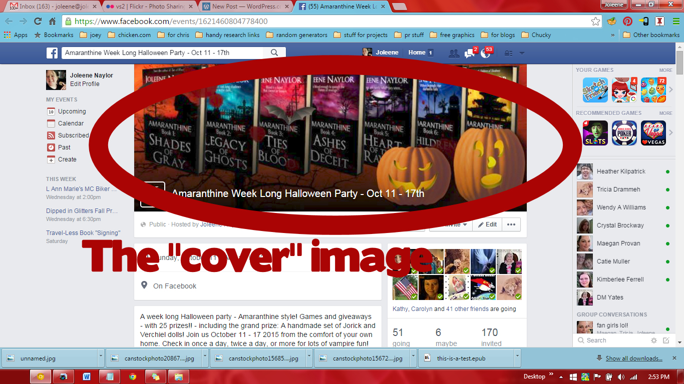 Six Facebook Cover Creators – Self-Published Authors Helping Other ...